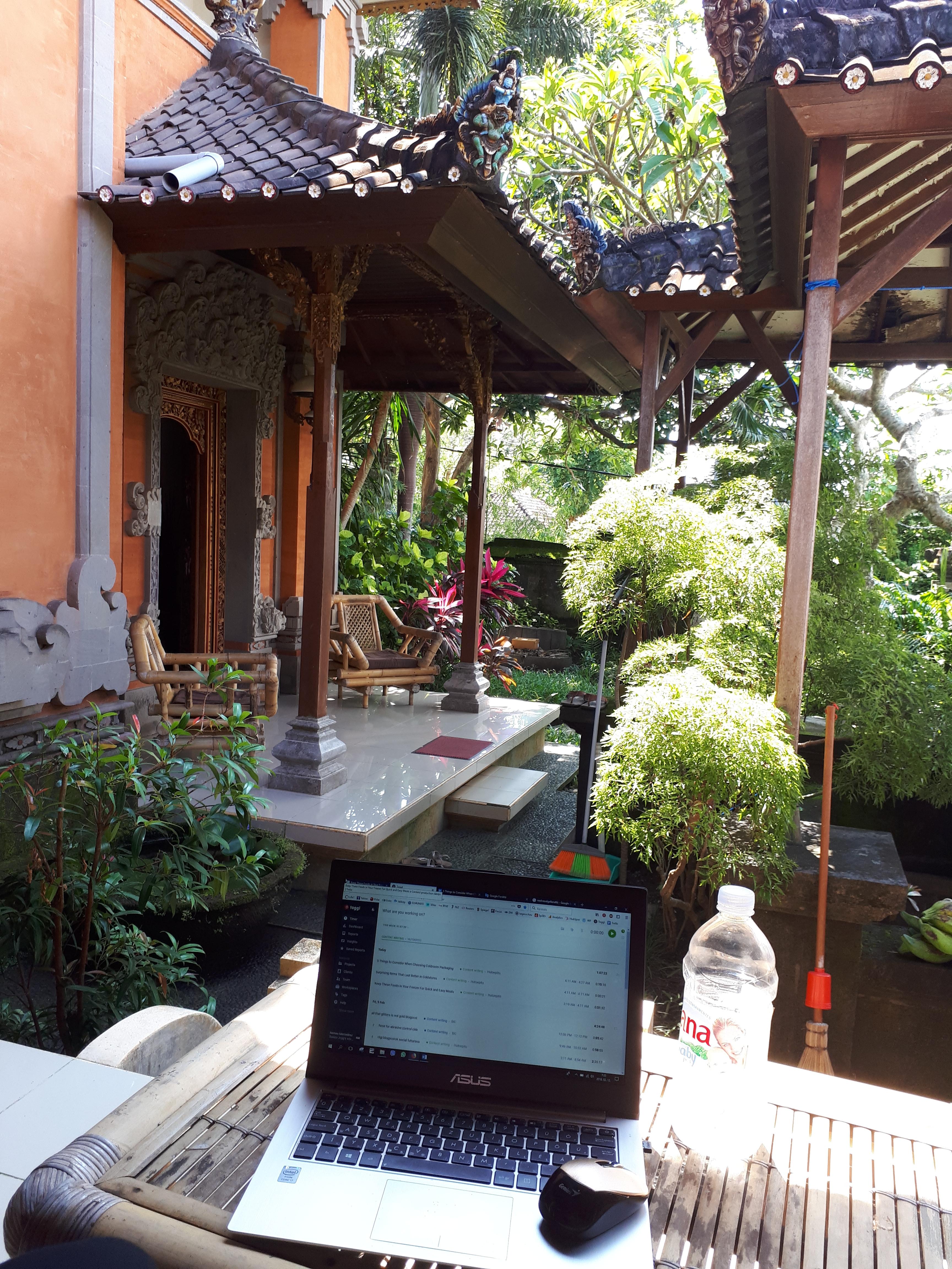 Bubbly in Bali: Főhadiszállásválasztás a szigeten